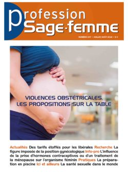 Violences obstétricales, les propositions sur la table