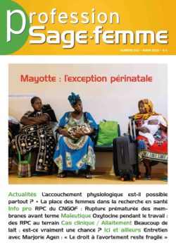 Mayotte : l'exception périnatale
