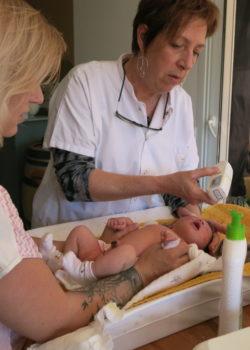 Maternité de Die. Après la fermeture