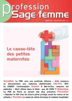 Le casse-tête des petites maternités