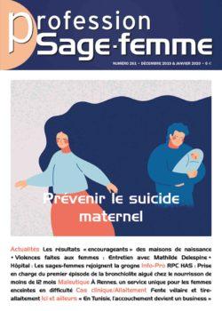 Prévenir le suicide maternel